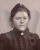 Sophie Kristine Dohlmann på 19 år