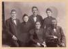 Ernst Victor Dohlmann og Christine Caroline Marentine Dohlmann og familie ca. 1902